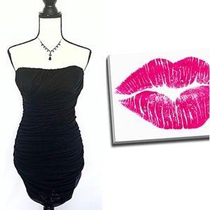 NWOT Speechless Black Sparkly Dress
